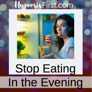 stop evening snacking hypnosis