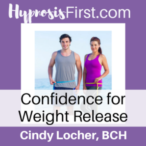 confidence for weight loss