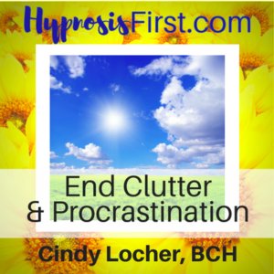 End clutter and procrastination