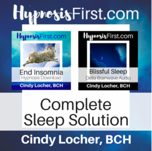 sleep better hypnosis pack
