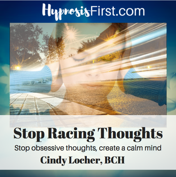 Stop Racing Thoughts Hypnosis