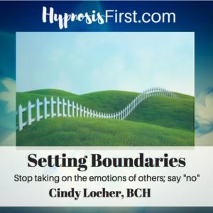 Set Healthy Boundaries Hypnosis