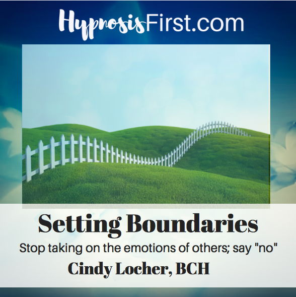 Set Healthy Boundaries Hypnosis