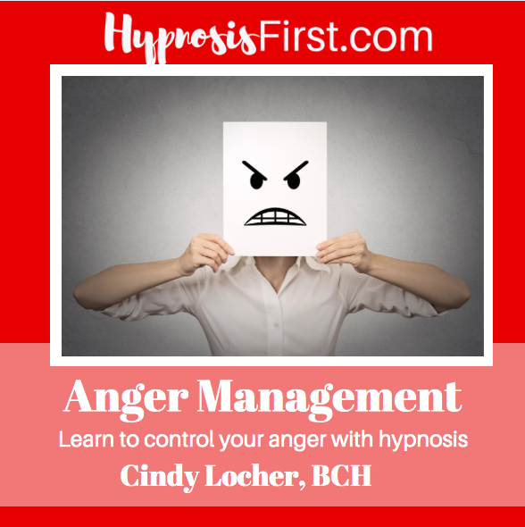 Anger Management Hypnosis