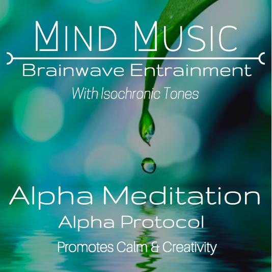 Alpha Meditation Brainwave Entrainment