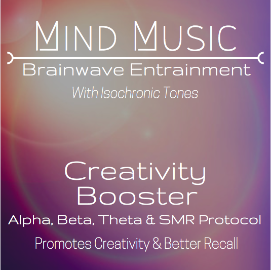 Creativity Booster Brainwave Entrainment