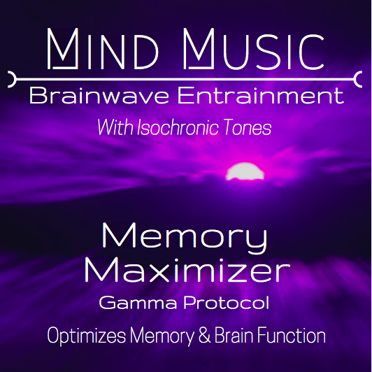 Memory Maximizer Brainwave Entrainment