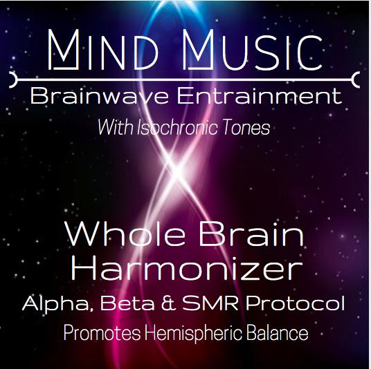 Whole Brain Harmonizer Brainwave Entrainment