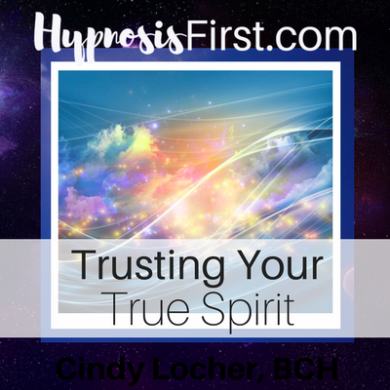 Trust Your True Spirit Guided Meditation