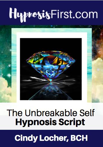 Unbreakable Self Script