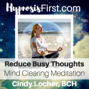 Reduce Busy Thoughts Hypnosis