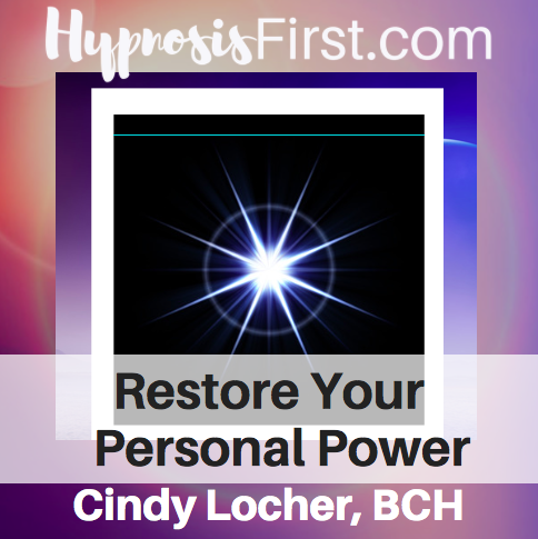 Restore Personal Power Hypnosis