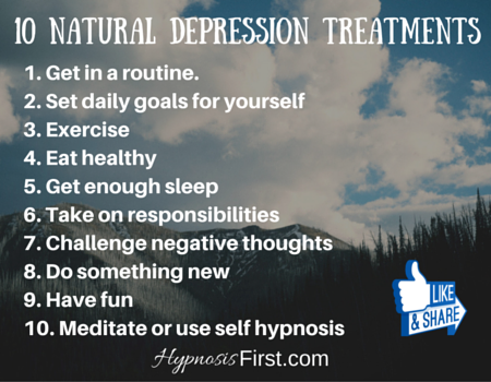 Depression Natural Remedies That Really Work