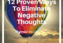 12 Proven Ways to Get Rid of Negative Thoughts