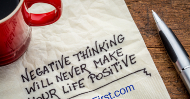 4 Quick Lessons About Negative Thinking