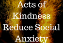 This one action can reduce social anxiety