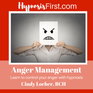 anger management hypnosis download cover