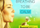 Breathing for anxiety reduction