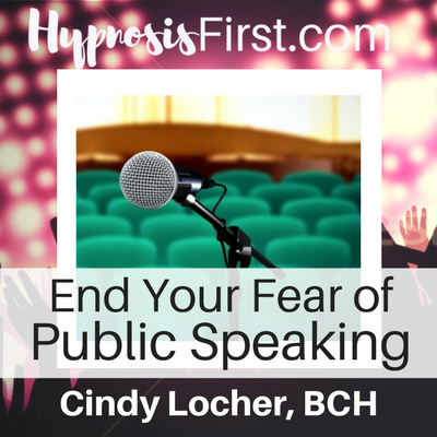 Fear of Public Speaking - Hypnosis Downloads by HypnosisFirst