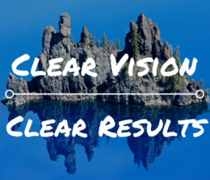 clear vision clear results