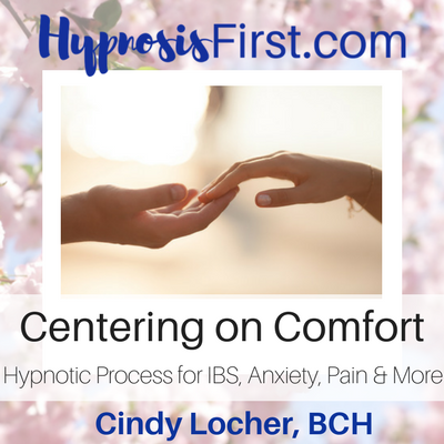 Comfort Centering hypnosis download cover art