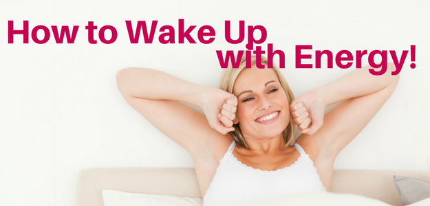 Wake Up with Energy – Hypnosis Downloads by HypnosisFirst