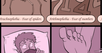 Your Phobias Illustrated