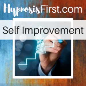 Self Improvement hypnosis