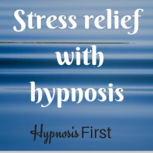 stress relief with hypnosis
