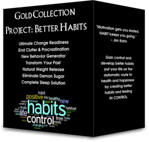 Project:  Better Habits