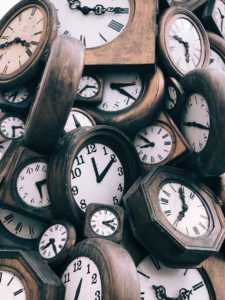 make time for goals