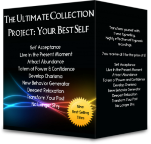 Project:  Your Best Self MP3 Collection